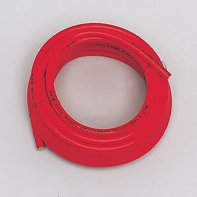 8.5mm Super Conductor Red Wire Rolls MSD Ignition 34019  - MSD34019