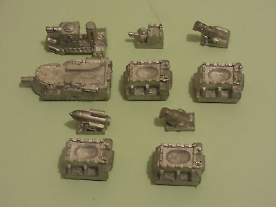WARHAMMER EPIC 40K ORK VEHICLES /& STOMPAS Unpainted to Mint.
