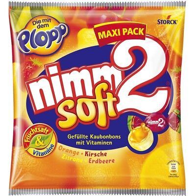 STORCK - NIMM 2 Soft - German Candy - 345 g bag - German Production