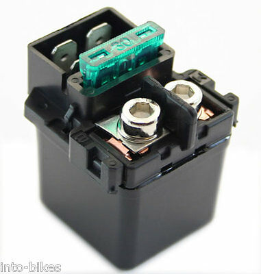 solonoid solenoid Starter Relay To Fit The Honda CBF125 2009 - 2014