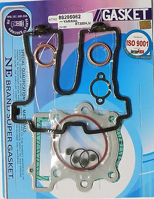 KR Motordichtsatz Dichtsatz Gasket set TOP END YAMAHA XT 350 TT 350