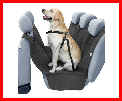 Pet Dog Car Seat Cover Protection Rear Hammock Car Seat Cover