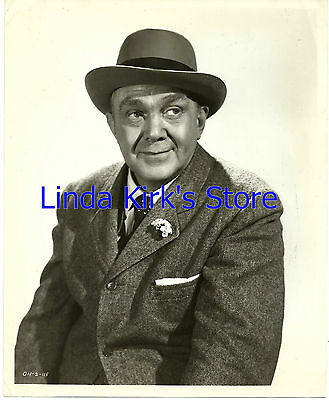 "Thomas Mitchell Promotional Photograph ""O. Henry Playhouse"" TV B&W"