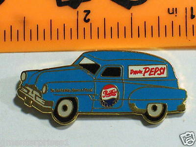 Pepsi Pin Pepsi Car Advertizing Pin Badge (#005 Drinks)