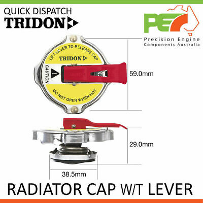 TRIDON New Radiator Cap For Chrysler Lancer Valiant LA-LB AP6 to VG