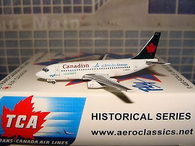 Aeroclassics Canadian B737 -200 A Time for Change C-GKCP 1/400 **Free S&H**