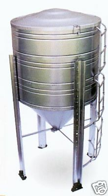1.6 ton Corn Storage Bin Grain Bins / Corn Stove