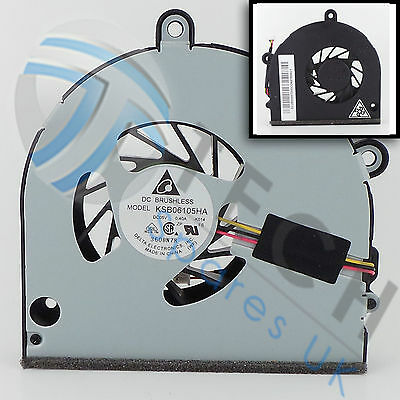 New Genuine CPU Cooling Fan for Toshiba Satellite Pro C665 L670 FAST SHIPPING!