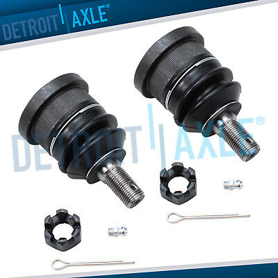 Pair: 2 New Front Lower Ball Joint Set Kit Town Car Crown Victory Grand Marquis