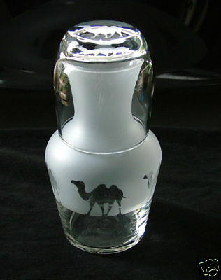 Camel gift Water Set..Boxed