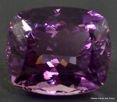 40,9ct Top Amethyst Faceted Gemstone Top Amethyst facettiert Edelstein