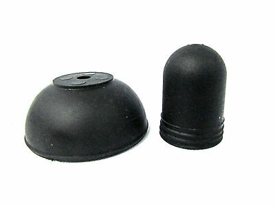 NEW Knob and Skirt for Dynamic Wheelchair Joysticks - Fits Shark, Invacare, etc