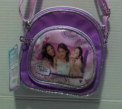 Violetta & Friends Disney Borsa Tracolla Piccola Small Shoulder Bag Originale