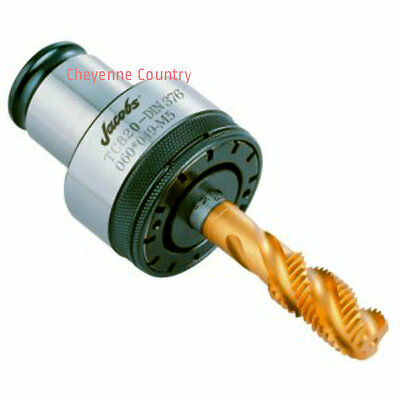 Jacobs Chuck 0065258 DIN 376 Clutch Tapping Collet 1 T M14 11.0mm 9.0mm Drive