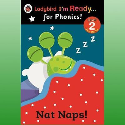 Nat Naps Ladybird Im Ready for Phonics Level 2