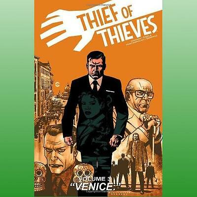 Thief of Thieves by Kirkman Robert