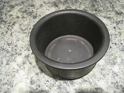 FORD LINCOLN MERCURY CONSOLE CUP HOLDER INSTERT F75X-7813560-AAW