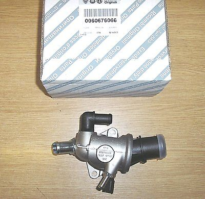 GENUINE Alfa Romeo GT 2.0 JTS (2003 to 2010) New Thermostat & Housing 60676066