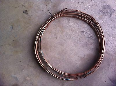 #6 Copper awg 20 Ft. coil