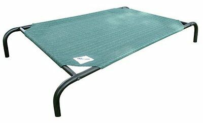 Replacement Coolaroo Raised Dog Bed Covers in Brunswick Green