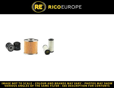Iseki TH4260 FH, TH4290 FH, Filter Service Kit Air, Oil, Fuel Filters