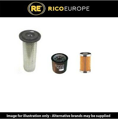 Iseki TF321 Filter Service Kit Air, Oil, Fuel Filters