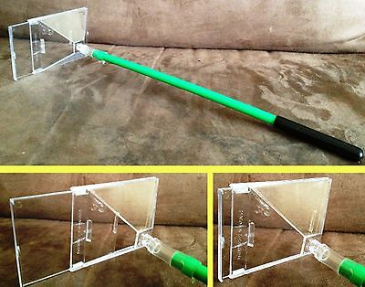 Humane Insect Catcher Spider Fly Bug Indoor Trap Catch And Release Bugs Outdoors