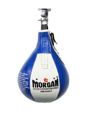 "Morgan 12"" Speed Ball Training Punching Boxing  Gym Mma Martial Art Fitness"