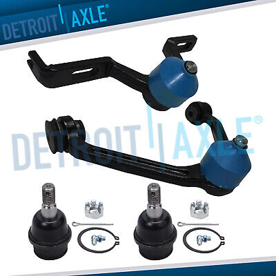 Control Arm compatible with Ford Explorer 95-03 Front Right Upper 2-Piece Design Arm w//Ball Joint
