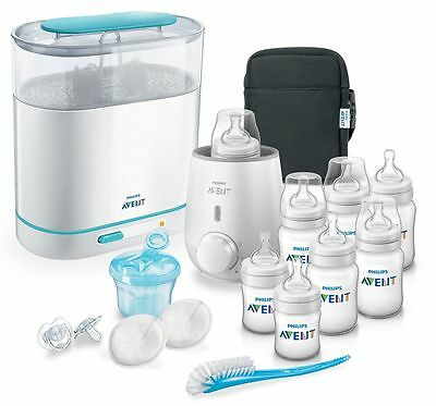 Avent Classic Bottle Solutions Set