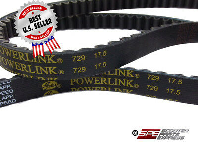 729-17.5-30 BELT GATES POWERLINK GY6 50 139QMB ~ US Seller.
