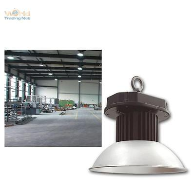 55w Led Hangar Spotlight 3575lm Daylight 60° 230v Industrial Lighting Hall