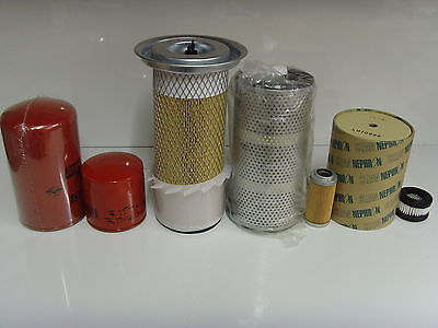 Sumitomo SH60-2 Filter Service Kit Air, Oil, Fuel, Hydraulic Filters
