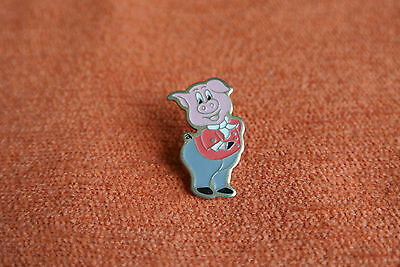 05580 Pin's Pins Cochon Pig Bourgeois Notable