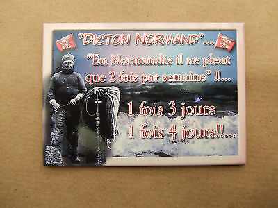 Magnet Dicton Normand