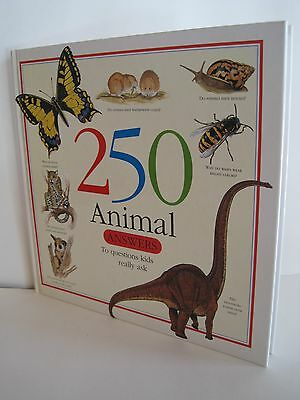 250 Animal Answers by Steve Parker