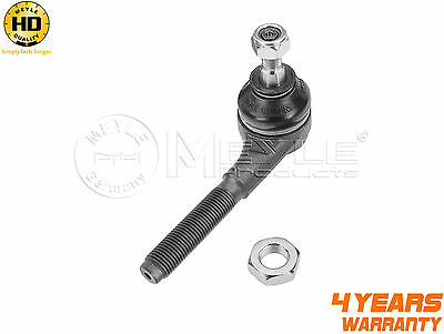 FOR PEUGEOT 206 FRONT RIGHT OUTER STEERING TIE TRACK ROD END HEAVY DUTY 4 YEARS