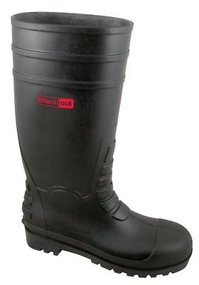 Blackrock Safety Wellington Boots Steel Toe Cap - Wellies