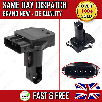 Toyota Yaris/vitz Avensis 1.0,1.3 16V Mass Air Flow Sensor Maf 1999 05 Pins 5