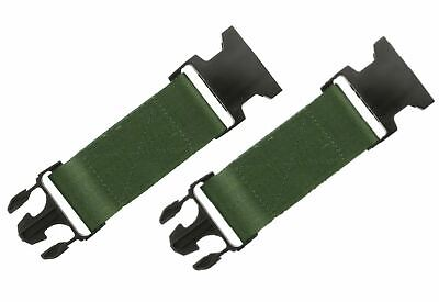 "USGI Military USMC Tactical Pistol Utility LC-2 Web Belt 6"" Extender NEW"