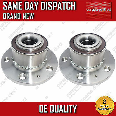 AUDI A1,A2  FRONT WHEEL BEARING + HUB PAIR (2x) 2000 on WITH ABS NEW