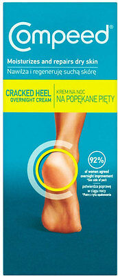 Compeed Overnight Cracked Heel Cream (75ml)