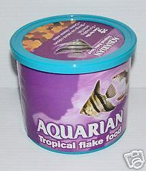 AQUARIAN TROPICAL FLAKE FOOD 200g Aquarium Fish