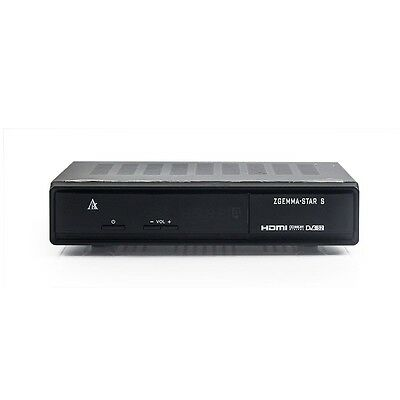 Genuine Zgemma Star S Satellite Receiver DVB-S2 Linux Enigma Cloud Ibox 2