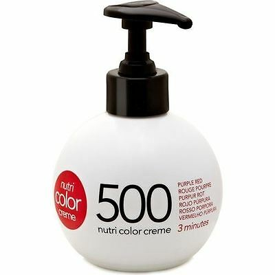 Revlon Nutri Color Creme 500 Purple Red 250ml