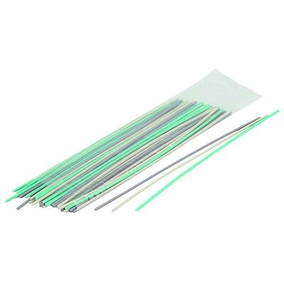 50 Piece Easy To Use Plastic Welding Rods to repair almost any plastic Items!