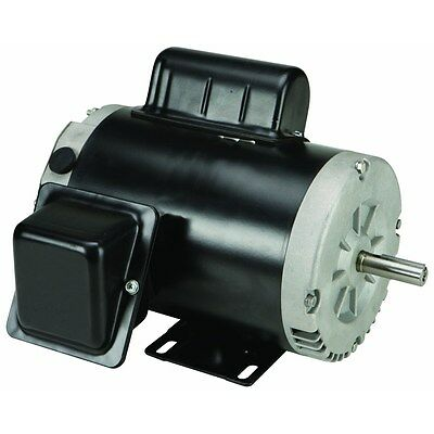 "1/2 HP General Purpose Reversible Electric Motor 115/230V 1725 RPM 5/8"" Shaft!"