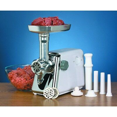 Brand New Electric Meat Grinder & Sausage Stuffer Up to 2 LBS Per Minute!