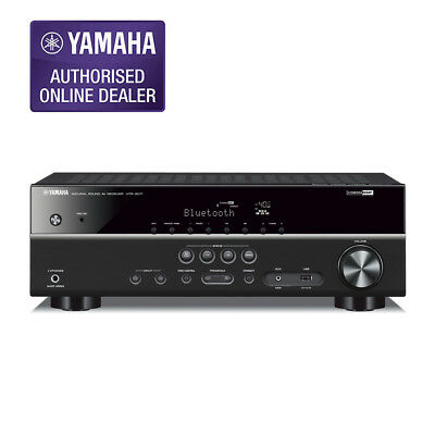 YAMAHA RX-V681 4K AV RECEIVER 7.CH with Dolby Atmos & DTS:X, MusicCast. RXV681