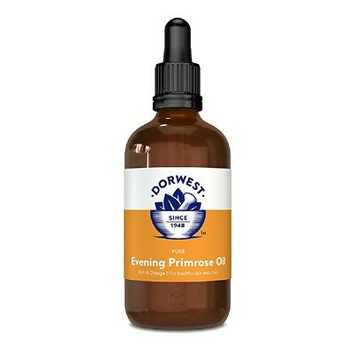 Dorwest Pure Evening Primrose Oil, 100ml, fast dispatch